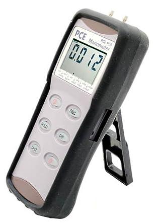PCE Instruments Manómetro PCE de P50, ± 6900 mbar, - Tensiómetro, cuchillo de impresión: Amazon.es: Industria, empresas y ciencia