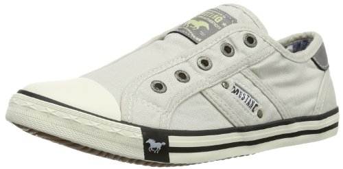 Mustang1099-401 - Zapatillas chica Blanco - Off White (Ice)