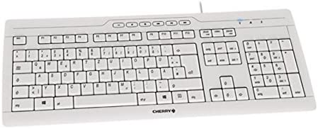 CHERRY Keyboard Key Switch SX Spanish USB Light Gray