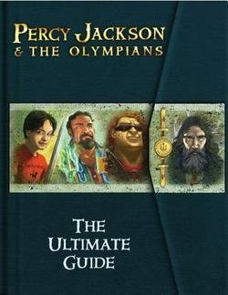 Mary-Jane Wright: Percy Jackson & the Olympians : The Ultimate Guide [With Trading Cards] (Hardcover); 2010 Edition