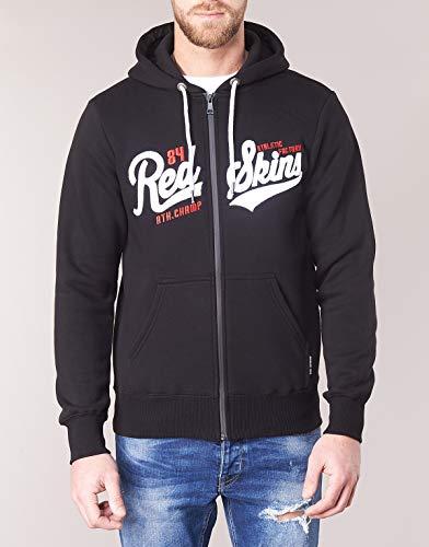 Runny nbsp;capuche Redskins shirt Skyline À Homme Sweat Noir 4wqdgzf