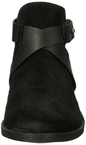 Splendid Women's Dasha Monk-Strap Loafer Black jroYyRoN