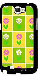 Funda para Samsung Galaxy Note 2 (GT-N7100) - Un Toque De Primavera by CopperMoon