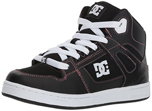 Image of DC Girls' Pure High-Top Skate Shoe