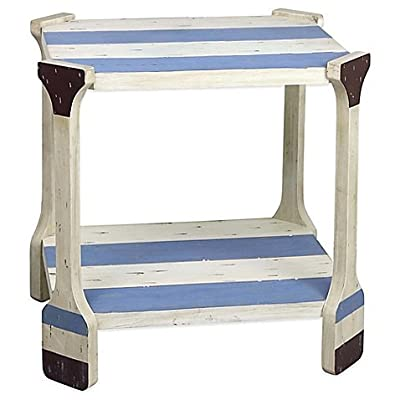 Marina 22 Inch x 18 Inch End Table