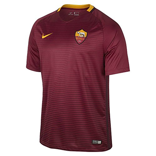 fan products of Nike Mens 2016/17 Roma Home Jersey Medium