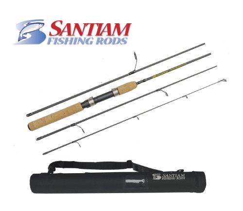 Santiam Fishing Rods Travel Rod 4 Piece 7'0