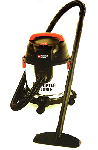 Porter Cable Wet/Dry Vacuum 4 gallons by PORTER-CABLE