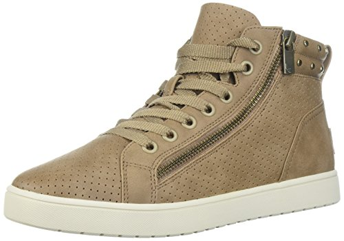Womens High Top - Koolaburra by UGG Women's W Kayleigh HIGH TOP Sneaker, Amphora, 8 Medium US