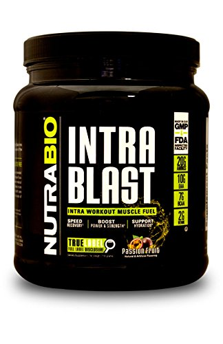 Intra Blast,30 Servings (Passion Fruit),718 g