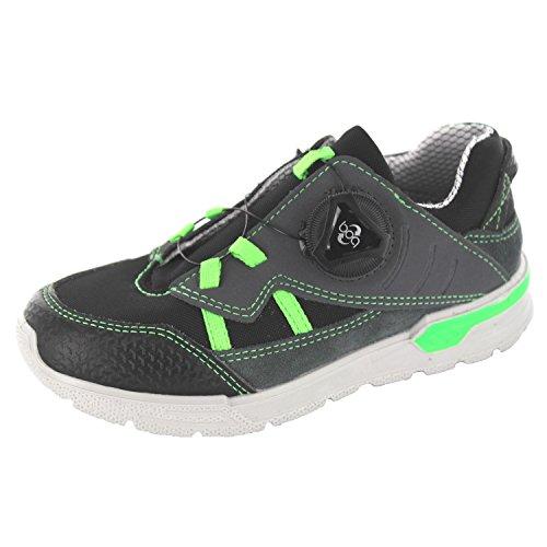 Fille Cooper Lacets Garçon Noir OU 9521900 enfant RICOSTA à Chaussures 459 qwdRgnY
