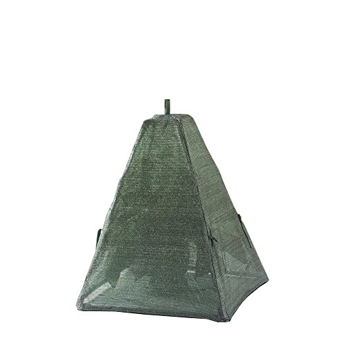 Gazebo Penguin 12-021 Shrub Cover, 28 x 28 x 34-Inch, Green
