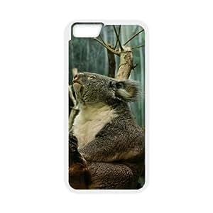 "J-LV-F Cover Shell Phone Case Koala For iPhone 6 Plus (5.5"")"