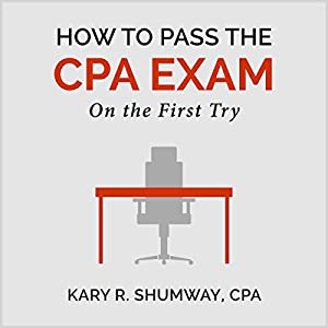 How to Pass the CPA Exam Audiobook