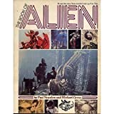 The Book of Alien, Paul Scanlon and Michael Gross, 0930368436