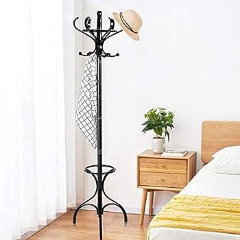 Amazon.com: Tangkula - Perchero de metal, soporte para ...