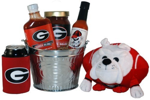 University of Georgia Tailgate Grilling Gift Basket - Large