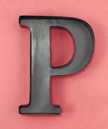 1 X Monogram Letter