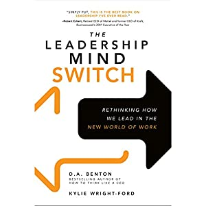 The Leadership Mind Switch Audiobook