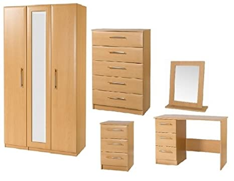Awake Bedroom Furniture Set 3: Amazon.co.uk: Kitchen & Home