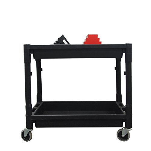 Review ROBLOCK Plastic Service Carts