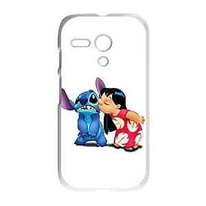 Diy Phone Cover Lilo and Stitch for Motorola G WEQ708818