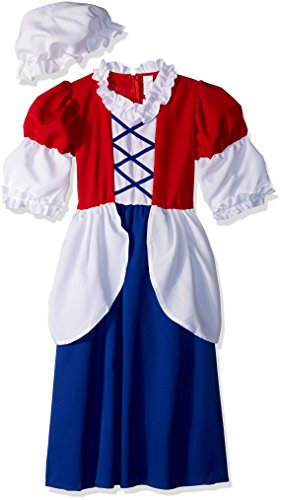 RG Costumes Betsy Ross Costume, Child Medium/Size 8-10 -