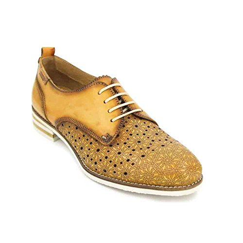 en 5777 W3S Marron Chaussure Brun Pikolinos Cuir 6xa5g8yw