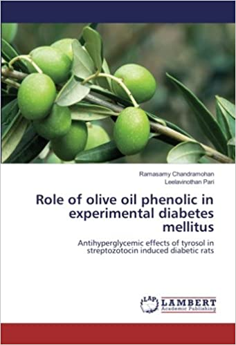Role of olive oil phenolic in experimental diabetes mellitus ...