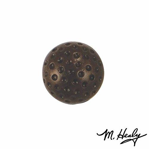 Golf Putter Door Knocker - Oiled Bronze (Premium Size)