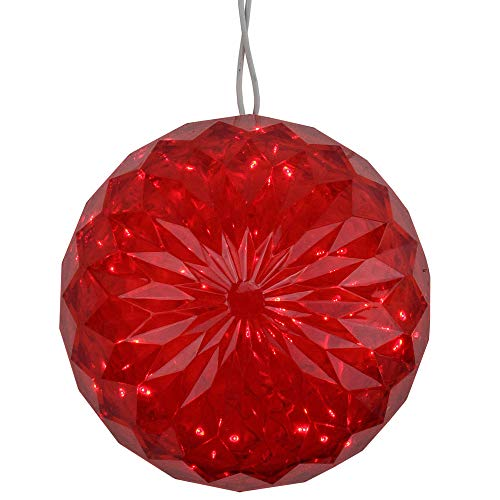 Lighted Christmas Balls For The Outdoors in US - 4