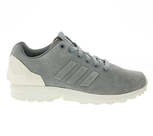 adidas Originals ZX Flux Jewel W Schuhe Damen Sneaker Turnschuhe Grau S79370, Größenauswahl:41 1/3