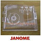 Janome Slide plate Bobbin Cover 3050, 4900, 4100 etc Part No 750036001 also Elna