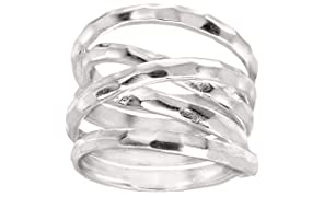 Silpada 'Wrapped Up' Ring in Sterling Silver