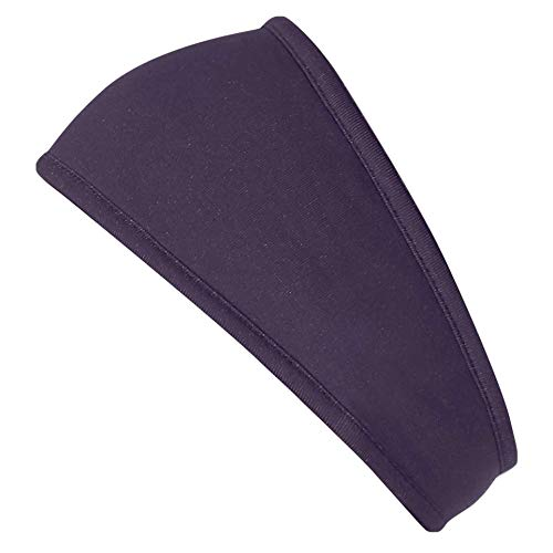 Kerrits Protek Fleece Headband Eggplant Size: One Size