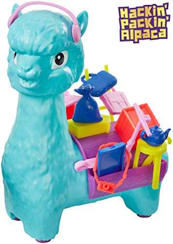 Hackin' Packin' Alpaca is one of the latest toys for girls and boys