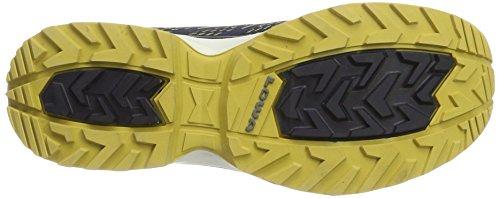 Lowa Maddox GTX Lo, Scarpe da Escursionismo Uomo Blu (Navy/Mustard)