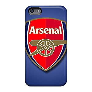 DeanHubley Apple Iphone 6 Shockproof Hard Cell-phone Case Unique Design High Resolution Arsenal Fc Series [CgD1803JGQC]