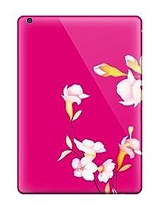 Special AllenJGrant Skin Case Cover For Ipad Air, Popular Creative Sakura Flowers Crop Phone Case