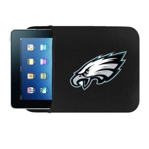 NFL Philadelphia Eagles Netbook/IPad Sleeve, Black, One Size