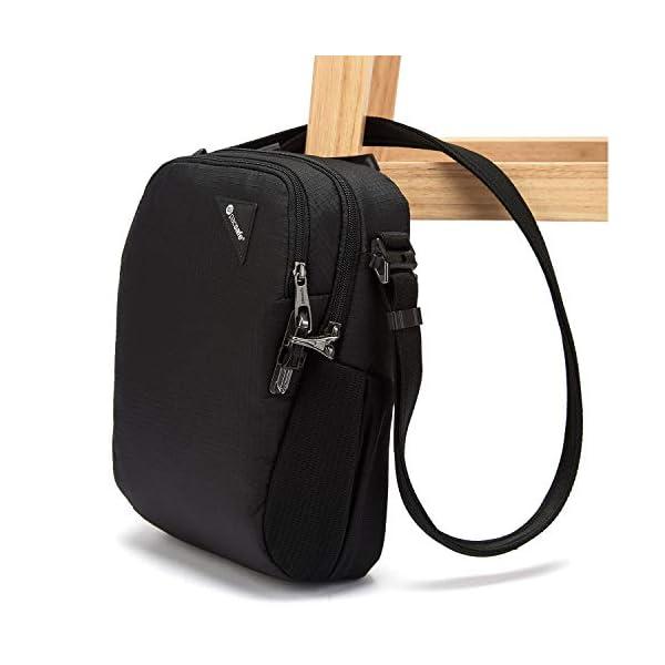 PacSafe-Vibe-200-Anti-Theft-Compact-Travel-Jet-Black-Shoulder-Bag