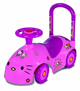 Big 56316 - Baby Walker Hello Kitty (Correpasillos) (Smoby)