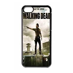 Custom High Quality WUCHAOGUI Phone case The Walking Dead Tv Show Protective Case For Iphone 5c - Case-17