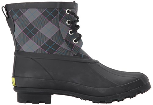 Rain Women's Ankle Bootie Charcoal Rain Duck Boot Western Chief C6fwH