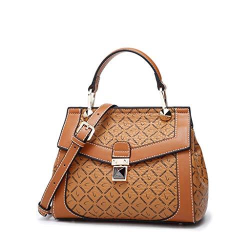 Rxf 2 Handbag Shoulder S Pcv Casual Ladies Tamaño Simple color Bag 2 PFqrtOPw