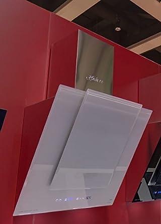 Kaiser - Campana extractora (80 cm, con control táctil de 3 ...