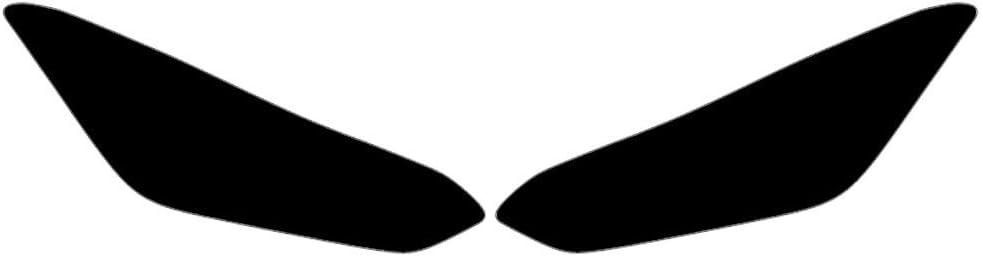 Rvinyl Rtint Headlight Tint Covers for Hyundai Veloster 2019-2020 Application Kit