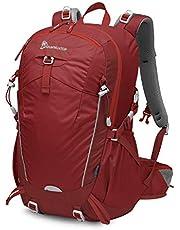MOUNTAINTOP 35 liter ryggsäckar lätt vandringsryggsäck utomhusryggsäck dagryggsäck för trekking utomhus skidåkning bergsklättring camping