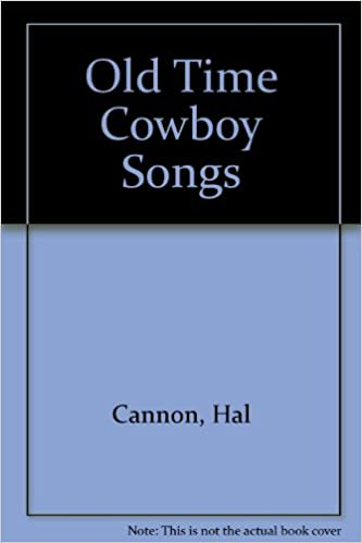 Book Old-Time Cowboy Songs