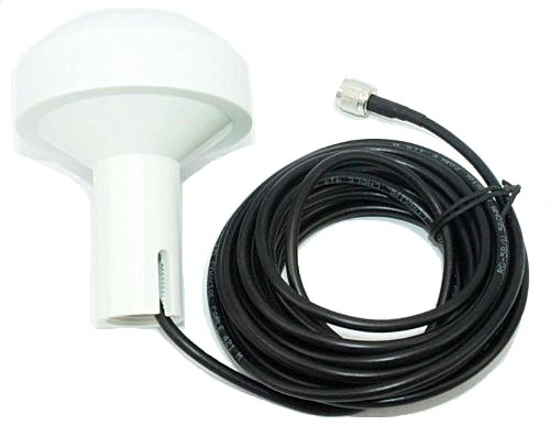 with 26 Feet Long Cable TNC connector 8 Meters SUNDELY/® External Marine GPS Antenna For Furuno Boat Ship GPS GPA016 GP80D GP1650D NX300D